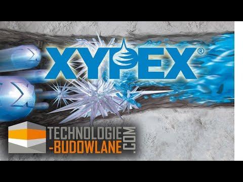 XYPEX – izolacja betonu przez krystalizację