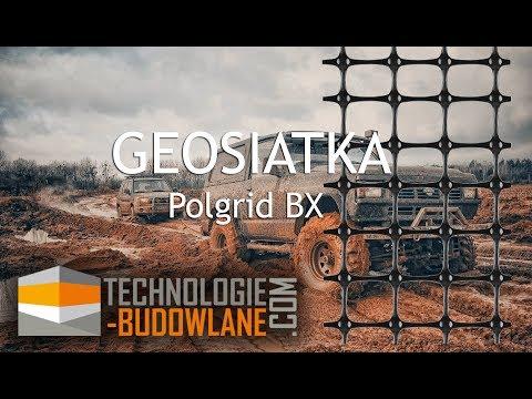 Geosiatka POLGRID BX