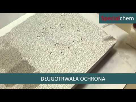 Impregnat do prefabrykatów i betonu Specialchem