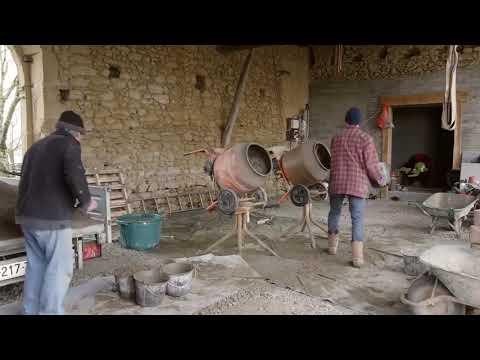 Jak wykonać betonową posadzkę – przygotowanie mieszanki betonowej