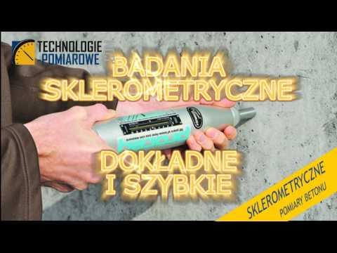 Badanie twardości betonu – sklerometryczne pomiary wytrzymałości konstrukcji