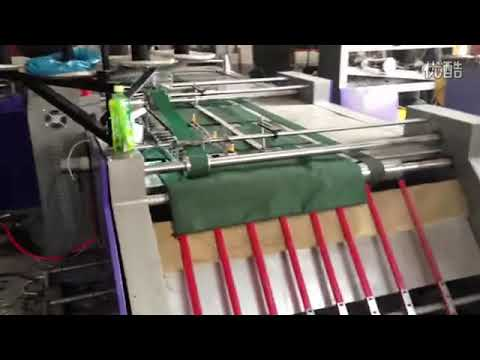 Maszyna do produkowania Geobag – worków do stabilizacji wałów przeciwpowodziowych