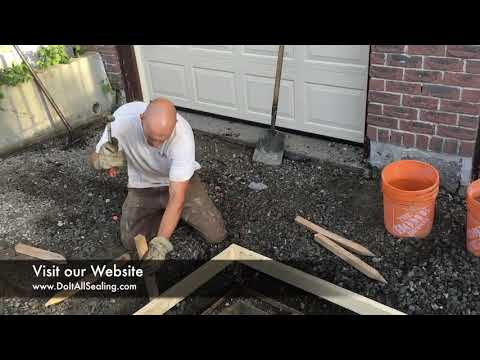 Naprawa nawierzchni betonowej i asfaltowej