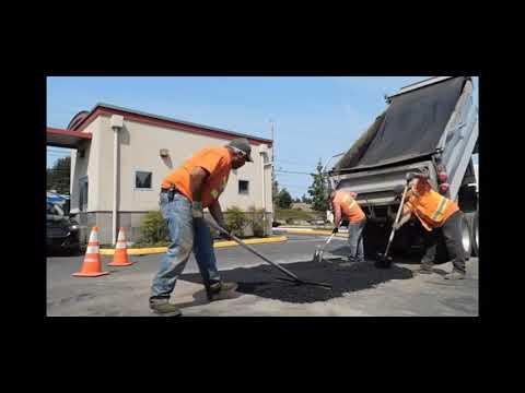 Naprawa asfaltu – na zimno czy na gorąco?