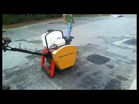 Naprawa asfaltu – trwałe i szybkie remonty drogowe