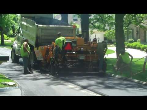 Naprawa asfaltu – układanie kostki brukowej – wymiana nawierzchni parkingu