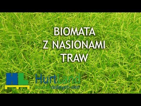 Biowłóknina z nasionami traw – infolinia 814 608 814