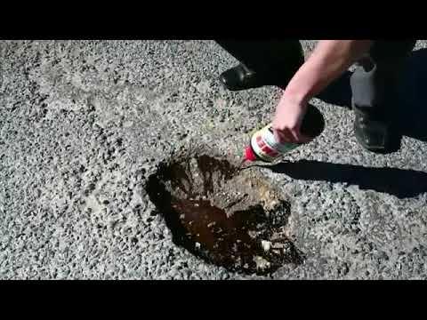 Naprawa asfaltu – szybkie naprawy asfaltów bitumicznych