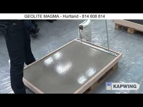 Geolite Magma – zaprawa naprawcza Kerakoll