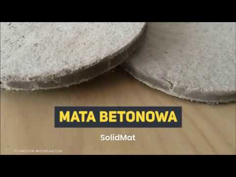 Mata betonowa
