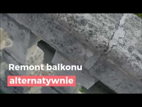 Remont balkonu alternatywnie
