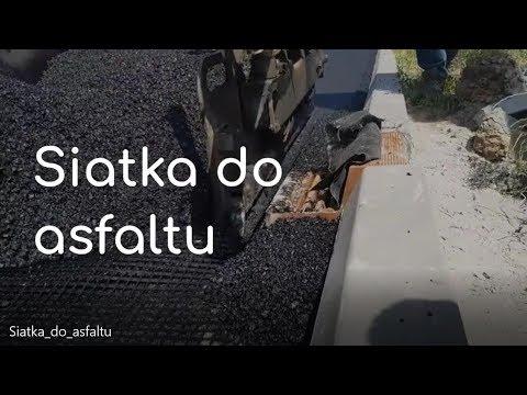 Siatka do asfaltu