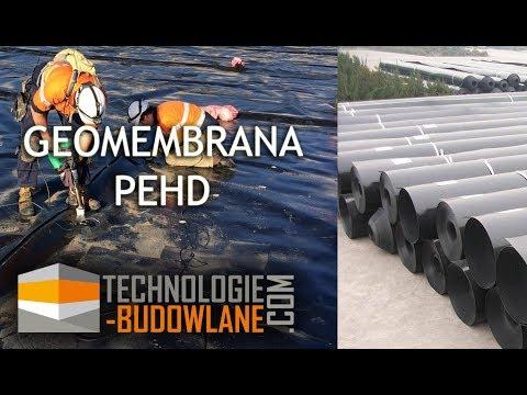 Geomembrana PEHD